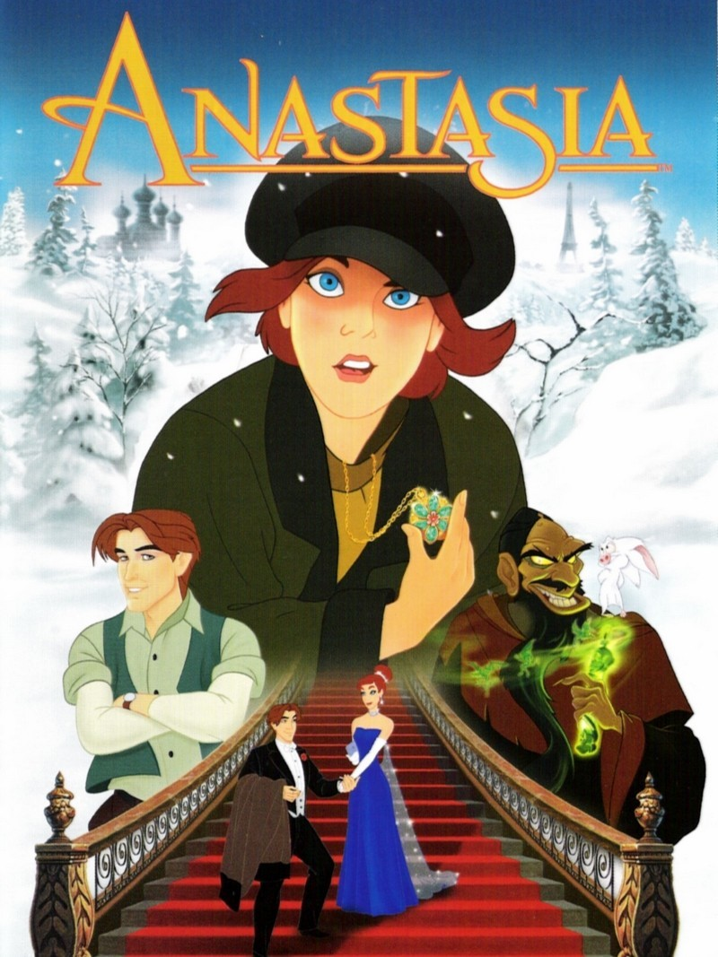 anastasia the movie novel She later developed another series featuring anastasia's younger brother   lowry also worked on promoting the movie adaptation of her novel.