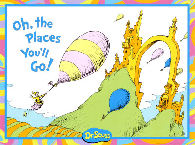 dr-seuss oh the places you'll go