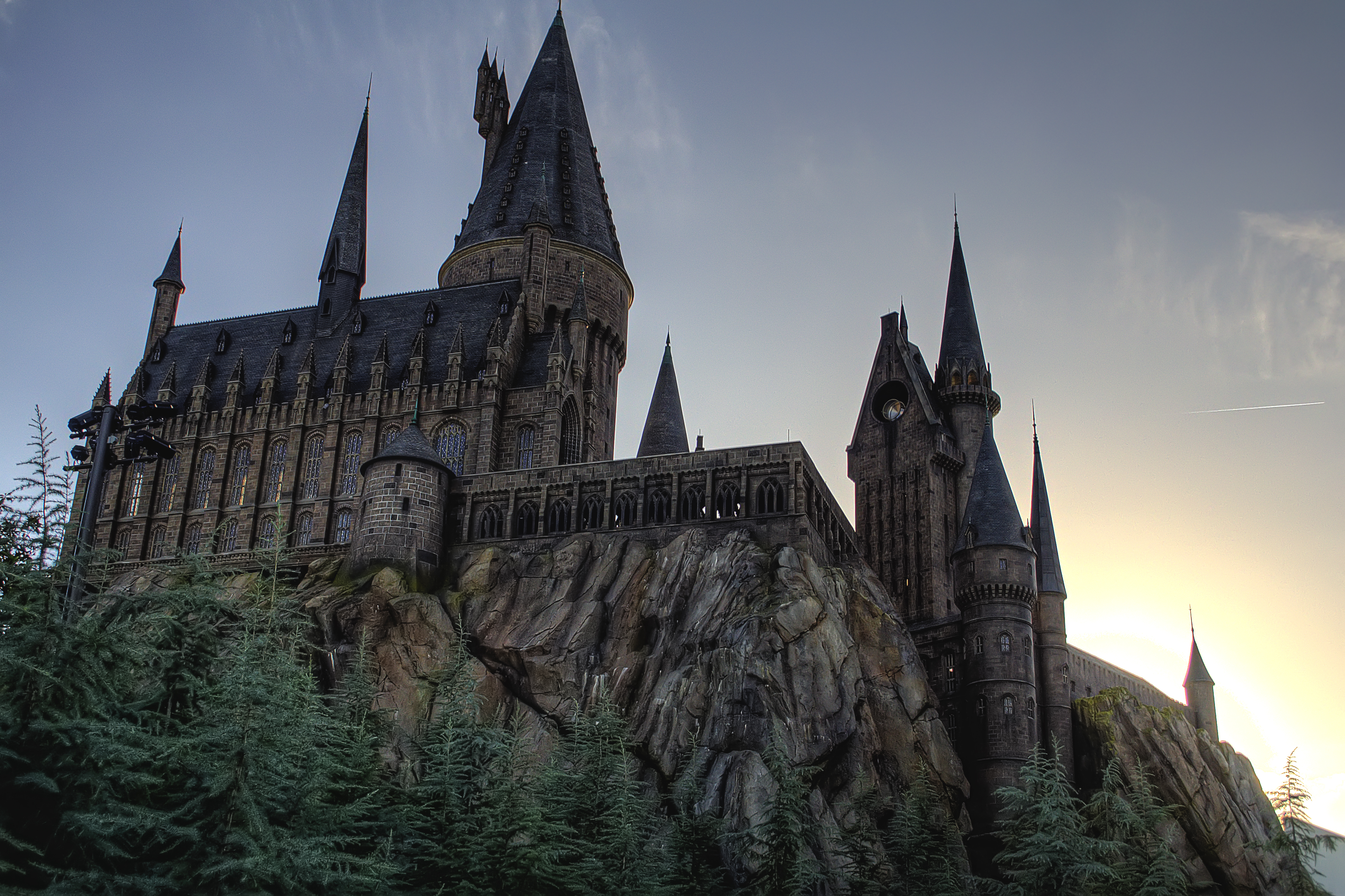 Off To Hogwarts