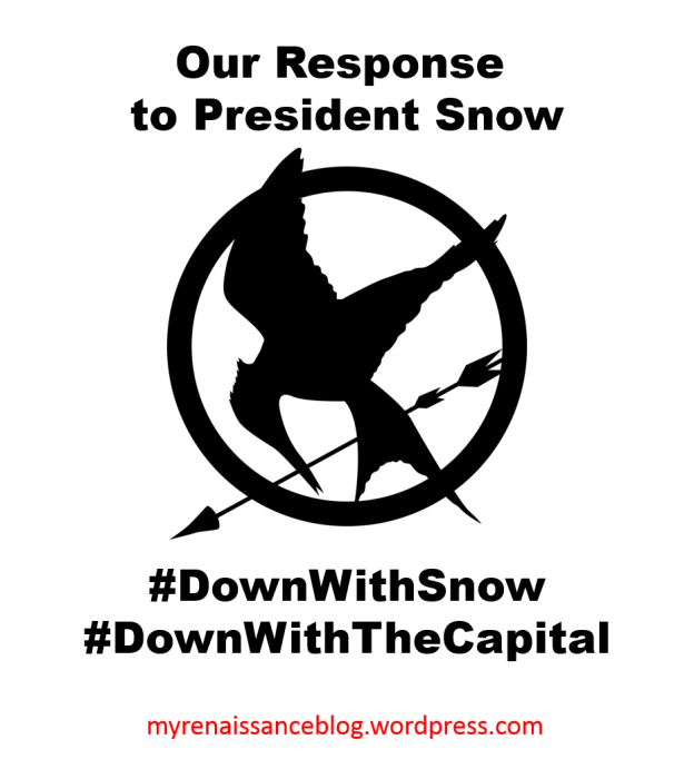 Down with snow